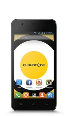 Cloudfone Excite 402D Device Specifications | Handset Detection