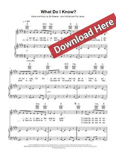 hide and seek sheet music pdf