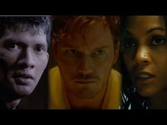 Top 10 New Action Heroes - YouTube