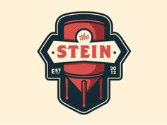 """The Stein"" Logo - Color Version 