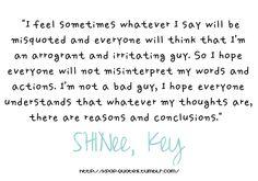 SHINee, Key