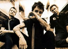 Greenday - Click image to find more Film, Music & Books Pinterest pins