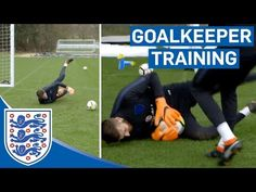 Reactions, Speed and Agility Tests Fun Soccer Drills, Soccer Goalie, Football Drills, Soccer Skills, Soccer Coaching, Goalkeeper Training, Soccer Training, Exercises, Workouts
