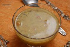 Laktóz-, glutén- és húsmentes rasam leves