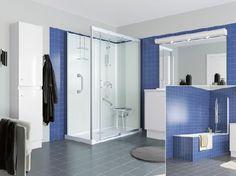 Homeplaza - Wie die Stolperfalle Wanne ganz fix zur barrierefreien Dusche wird - Sicher und komfortabel zur Körperpflege