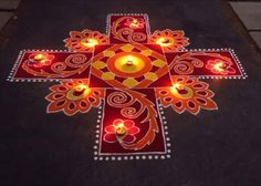 Happy New Year Rangoli Designs Images, Pictures, Photos 2020 Best Rangoli Design, Easy Rangoli Designs Diwali, Rangoli Designs Latest, Simple Rangoli Designs Images, Rangoli Designs Flower, Free Hand Rangoli Design, Small Rangoli Design, Rangoli Border Designs, Rangoli Patterns
