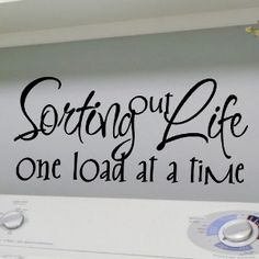 laundry quotes for the wall - Google Search