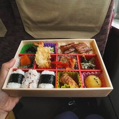 Love the Japanese bento sets and convenience stores . Tastes good looks cute convenient for train journeys.   #TheTravelIntern #Bento #klooktravel