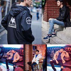 #邊佑錫 ( @byeonwooseok ) #변우석 #ByeonWooSeok  #lecoqsportif ( @lecoqkorea ) #lecoqkorea  #YGKplus ( @yg_kplus ) #ygkplusmodel #모델 #model #koreamodel #fashionmodel #krm_tw #kr_malemodel