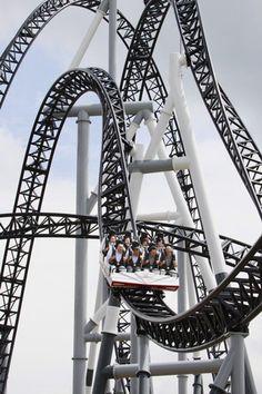 takabisha Roller Coaster in Japan.