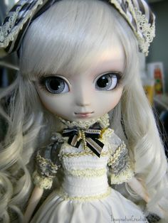 Pullip Classical Alice Sepia Version | Flickr - Photo Sharing!