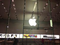 Apple shop, 表参道
