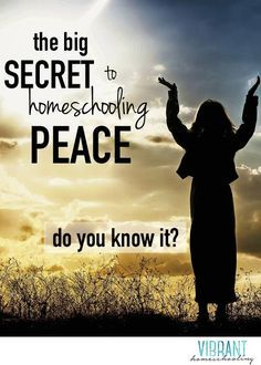 You've met homeschool moms like this. Moms who seem to have it all together. Although NO ONE has a perfect life or a perfect homeschool, these women know (and practice) this ONE SECRET. It's a homeschool secret that changes EVERYTHING. Do you know it?