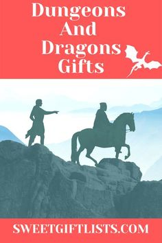 DND gamers are a group near and dear to my heart, and for that reason we at sweetgiftlists would like to introduce you to our Dungeons and Dragons gifts… More