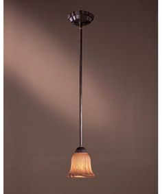 $53 Product Overview for the Minka Lavery 1641 Mini Pendant The Marche family is an exquisite comboination of style and value. Strong flowing lines accentuate the curves while the Noble Bronze finish and hand-toned etched glass create depth and richness. Enjoy the Marche seroies of home lighting in any décor and in every room. Lamping:1 - Medium Base 100 Watt Lamp Type:Incandescent Voltage:Line Voltage (120 volts)