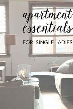 Moving into my most recent apartment has reminded me of how important it is to be prepared. Having certain items on hand when you live alone or even with a roommate is very important. Crisis situations will arise and you'll handle them much better if you are prepared. The items on the list are all …