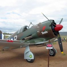 CAC Boomerang Warbirds Over Scone 2003 Royal australian Air Force fighter from World War Two Navy Aircraft, Ww2 Aircraft, Fighter Aircraft, Military Aircraft, Fighter Jets, Royal Australian Air Force, Experimental Aircraft, Ww2 Planes, Commercial Aircraft