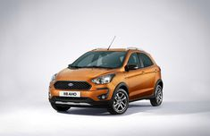 Ford revealed the new KA+ - for the first time also offered as new KA+ Active crossover version - delivering […] Ford Mustang Bullitt, Nuevo Ford Mustang, Auto Poster, Car Posters, Poster Poster, Honda Jazz, Crossover, Suv Cars, City Car