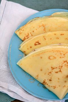 How To Make Delicate, Lacy Crêpes