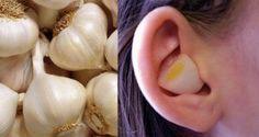 Voici ce qui arrive quand vous mettez une gousse d'ail dans votre oreille avant d'aller dormir – ça marche !