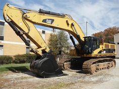 Premier Equipment, Inc - Caterpillar 385CL