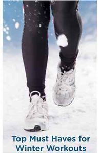 Top 5 Must-Haves for a Winter Workout