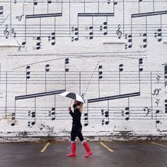 Painted on the side of Schmitts Music Store - Minneapolis, Minnesota