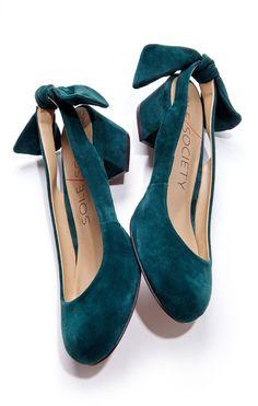 Emerald and velvet