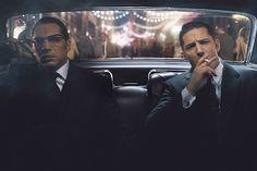 Премьера недели: «Легенда» Брайана Хелгленда: Том Харди играет гангстеров-близнецов — Кино — Афиша-Воздух