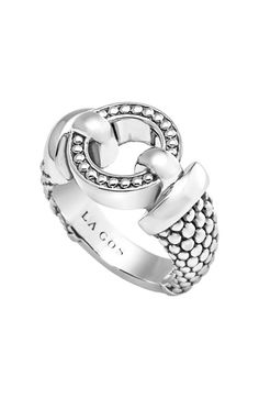 Lagos 'Enso' Caviar™ Ring available at #Nordstrom