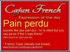 Cajun French Toast
