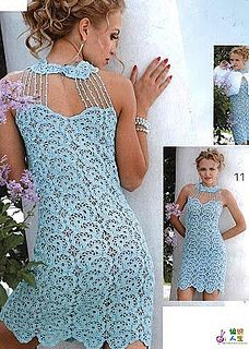crochet  motif  graph on site -CROCHE RUSSO by Paula Bianca1, via Flickr