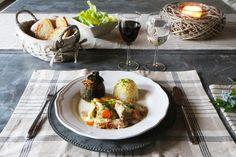 Veau du Ségala et cuisine du marché