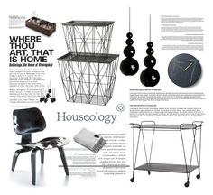 """Houseology - Urban living"" by krischigo ❤ liked on Polyvore featuring interior, interiors, interior design, home, home decor, interior decorating, Lene Bjerre, LSA International, Elvang and Menu"