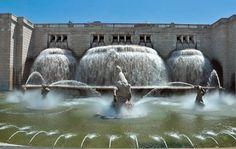 Agora é possível conhecer as entranhas da mais espetacular fonte de Lisboa.VEJA AS FOTOS