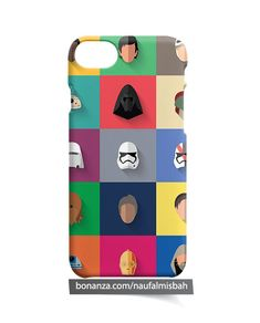 Star Wars College iPhone 5 5s 5c 6 6s 7 8 + Plus X Case Cover