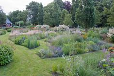 "This landscape garden is from our feature ""Tales of Grass"""