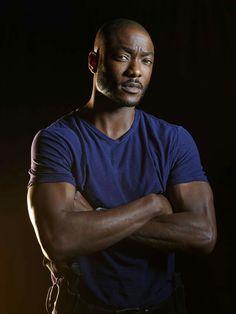 """Antoine """"Trip"""" Triplett former Agent of S.H.I.E.L.D (deceased)"""