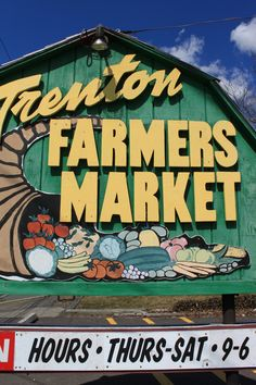 Easter Shopping: Trenton Farmers Market | Best of New Jersey @ BestofNJ.com