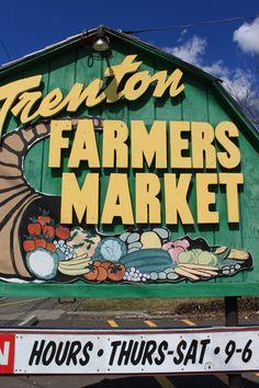 Easter Shopping: Trenton Farmers Market | Best of New Jersey @ BestofNJ.com