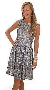 Silver Screen Dress