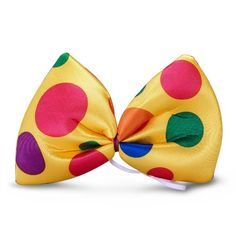 Giant Clown Bowtie Party Accessory - Click image twice for more info - See a larger selection of kids tv and movie costumes  at  http://costumeriver.com/product-category/kids-tv-and-movie-costumes/ -  kids, holiday costume , event costume , halloween costume, cosplay costume, classic costume,  clothing, gift ideas