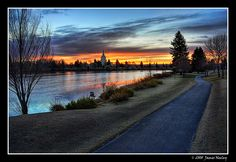 The Value of Public Walkways - HDR by James Neeley, via Flickr