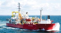 Nexans Skagerrak; Image source: Nexans/ archive - Nexans Readying for Cable Pull-In to Beatrice OTM 1   Offshore Wind