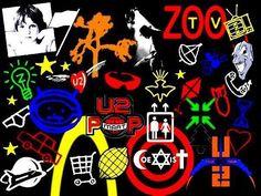 .U2 logos