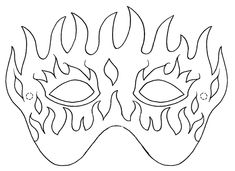 Midisegni - Οι μάσκες καρναβαλιού χρωματισμού Printable Masks, Borders For Paper, Masquerade Party, Mask Party, Carnival Costumes, Diy Mask, Writing Paper, Creative Kids, Colouring Pages