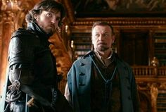 Athos and Treville