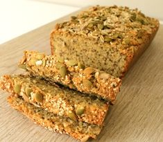 A healthy bread loaf made with super seed goodness! Gluten free, dairy free, nut free & egg free!!
