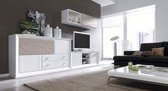 Mueble Salón Hermes8   936€   #muebles_salon #muebles #precio #mueblesmadrid #muebles_modulos #mueblesmadera #transportegratis #montajegratis
