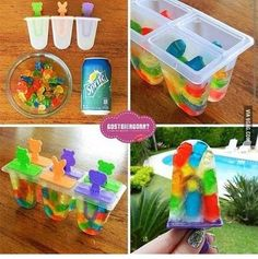 Popsicle images on Favim.com - Page #5 delicious - #gummy bear